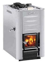 Дровяная печь для бани Harvia 20 ES Pro Steel, WK2