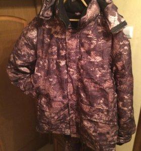 Куртка брюки комплект  новое