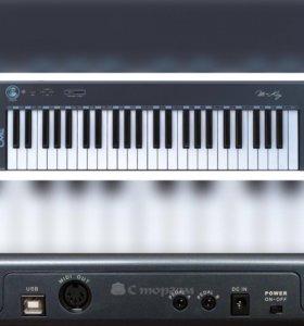 Миди клавиатура cme-m key v2