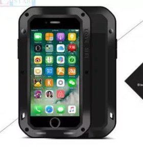 Защитный чехол Love Mei для iPhone 7/7+