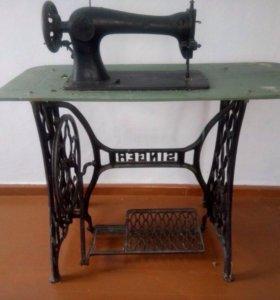 Раритет швейная машинка  zinger 1929года