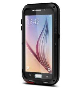 Защитный чехол Love Mei для Samsung S6
