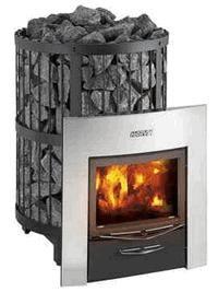 Дровяная печь для бани HARVIA Legend 240 DUO WK240
