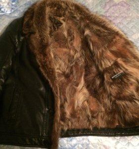 Продаю куртку из натурального меха