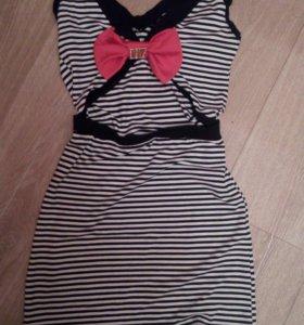 Платье летнее /пляжное ,шорты