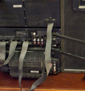 Музыкальный центр technics st-ch570
