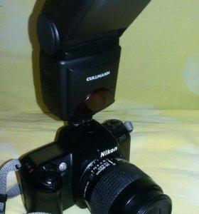 Пленочный фотоаппарат Nikon D65