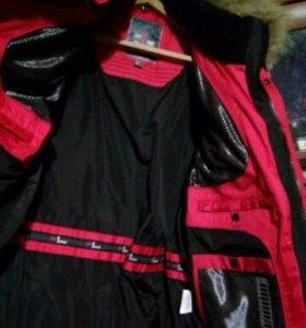 Куртка мужская, пуховик