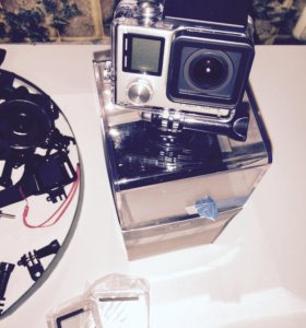 GoPro hero 4 новый с кучей креплений