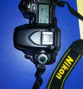 """Тело"" Nikon D80"