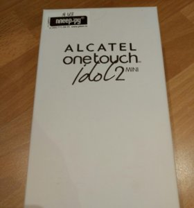 Alcatel one toch idol 2