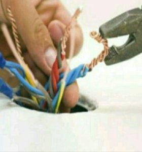 Электрик, все виды работ, любой район.