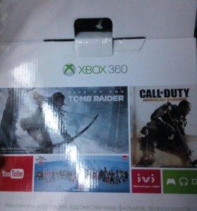 Новая Консоль XBOX 360NEW 500ГБ+Forza Horizon2