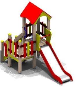 Детский игровой комплекс арт.3