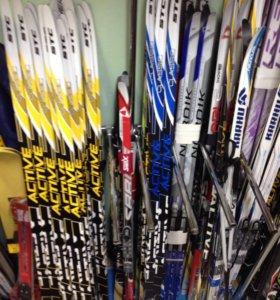 Лыжные комплекты от
