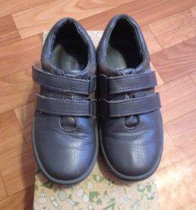 Кожаные ботиночки 30 размер