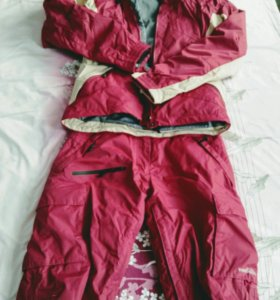 Куртка штаны комплект для сноуборда