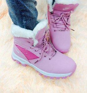 Зимние ботинки распродажа