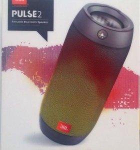 Портативная колонка JBL Pulse 2