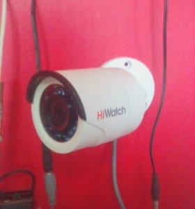 Видеокамера HiWatch