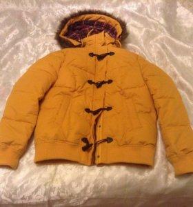Куртка спортивная зимняя р. 48