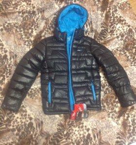 Зимняя куртка (м)новая