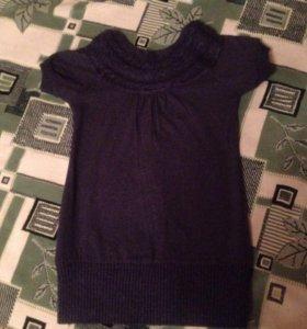Платья-туники на девочку