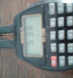 Часы-Канкулятор