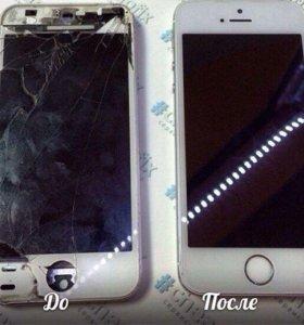 Iphone дисплей