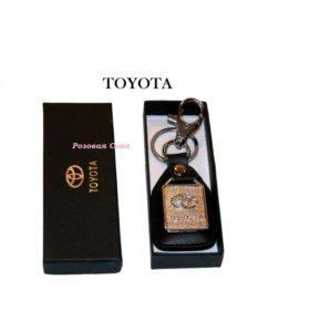 🚗 Новый брелок на авто Toyota Таета тоета тойота