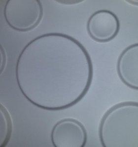 Дизайнерские стеновые панели 3d