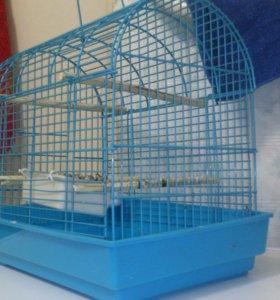 Клетка для хомячков мышей птиц