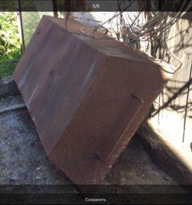 Емкость строительная для бетона