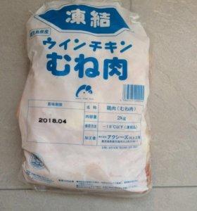 Куриное филе из Японии.