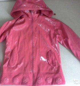 Куртка на 6-9 лет