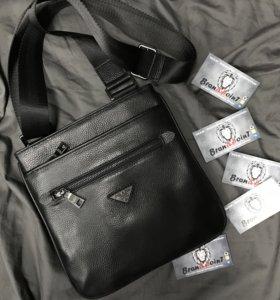 Мужская сумка Prada