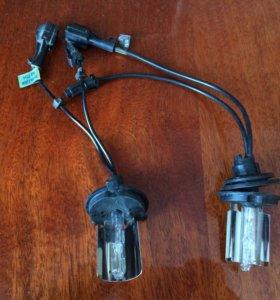 Лампы ксенон H4
