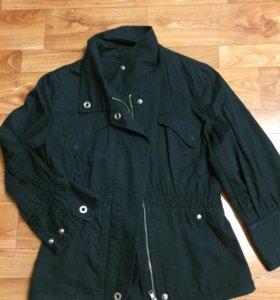 Куртка хлопковая на прохладное лето-весну