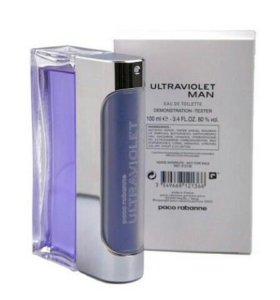 Тестер Paco Rabanne Ultraviolet Man 100 ml