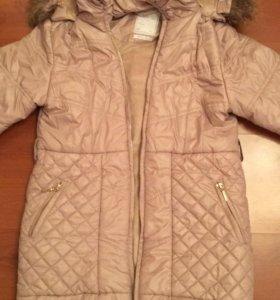 Демисезонное пальто mayoral