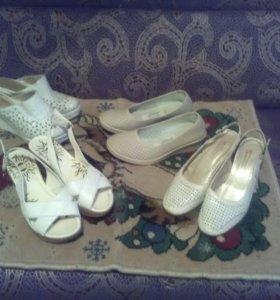 Летняя обувь 36р.