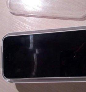 Iphone 5c (разбит дисплей)