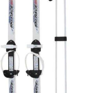 Лыжи для школьников