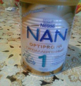 Смесь Nan гипоаллергенный1