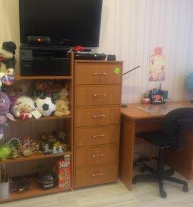 Комплект детской мебели 8 предметов