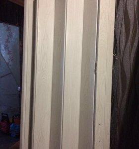"Двери ""гармошка"""