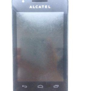 Alcatel onetouch pop