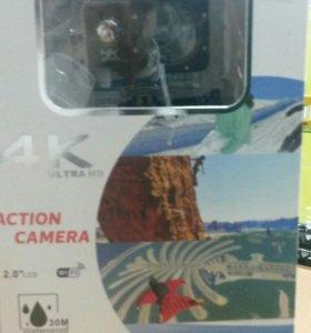 Экшн камера go pro 4k