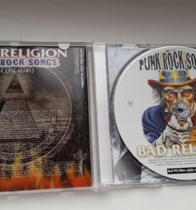 Bad religion punk rock songs