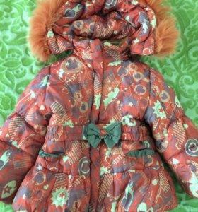 Куртка зима 98-104